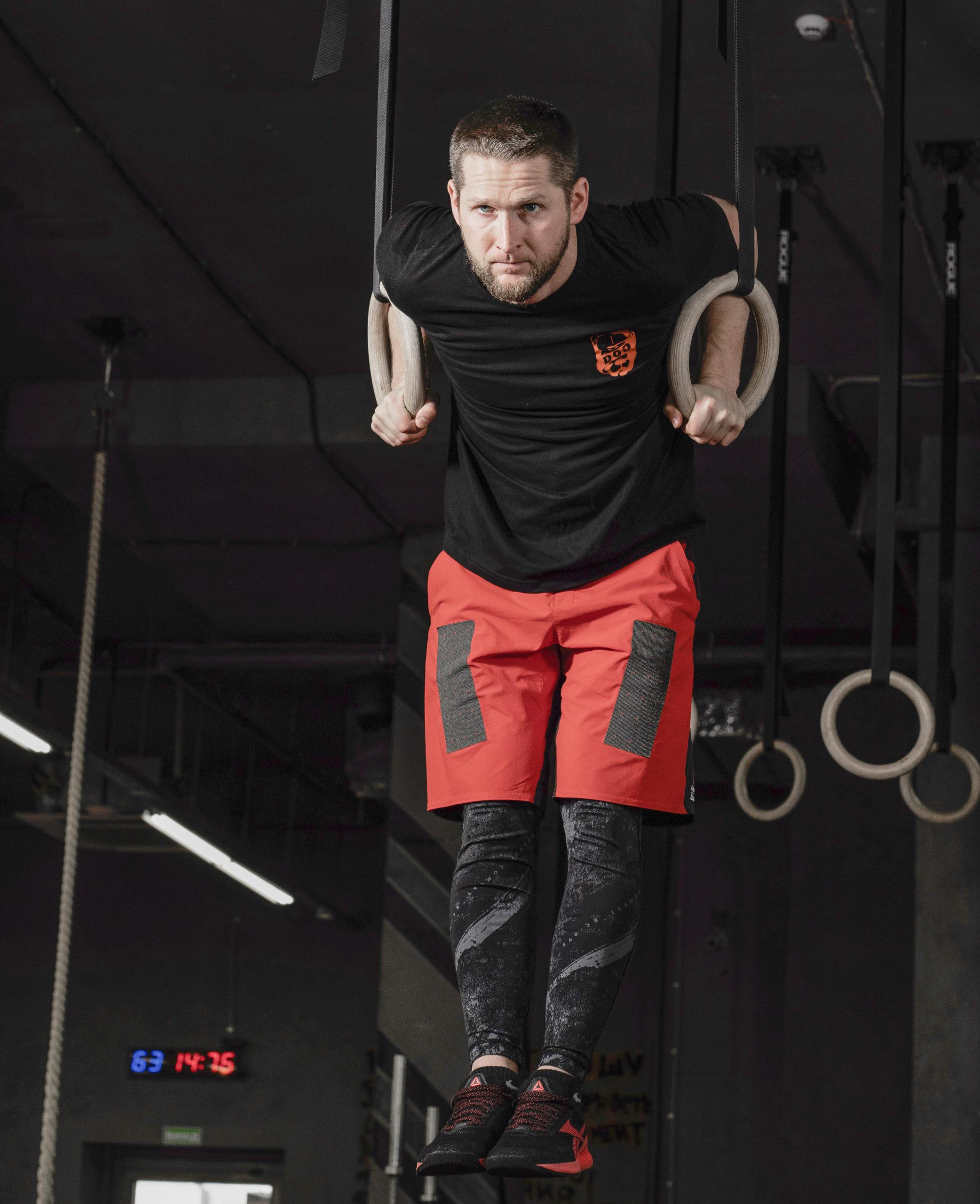 Леонид Леус, DOG & Grand CrossFit
