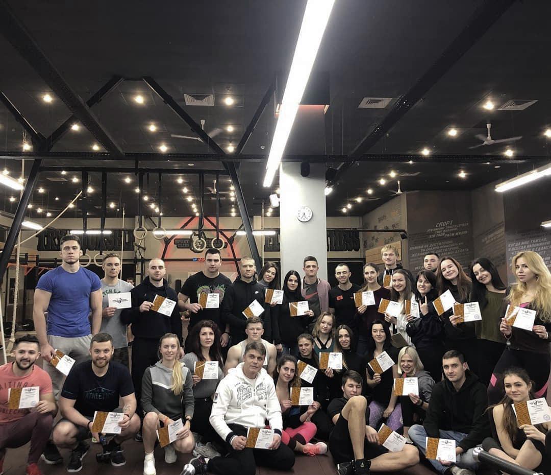 Школа тренерів, DOG & Grand CrossFit