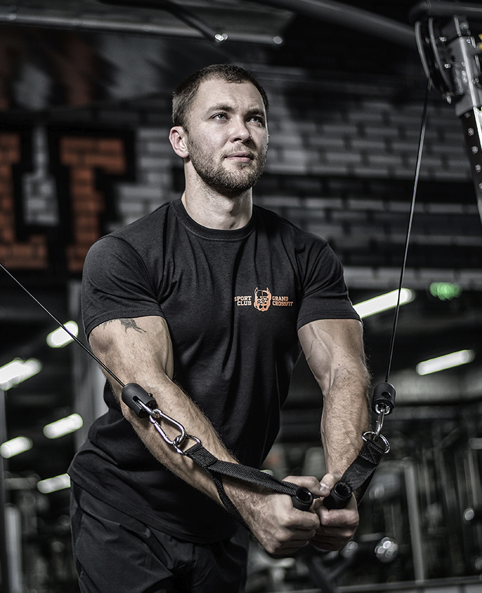 Игорь Маркин, DOG & Grand CrossFit