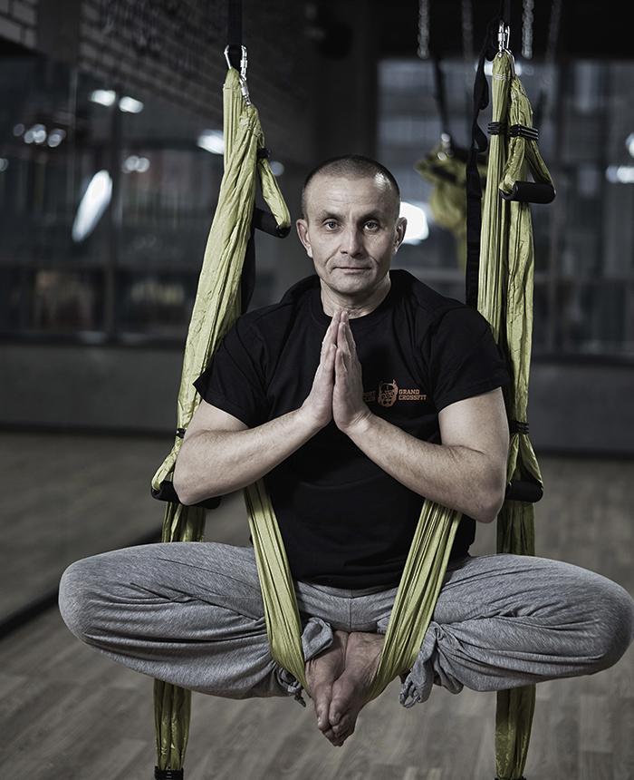 Валерий Куриленко, DOG & Grand CrossFit