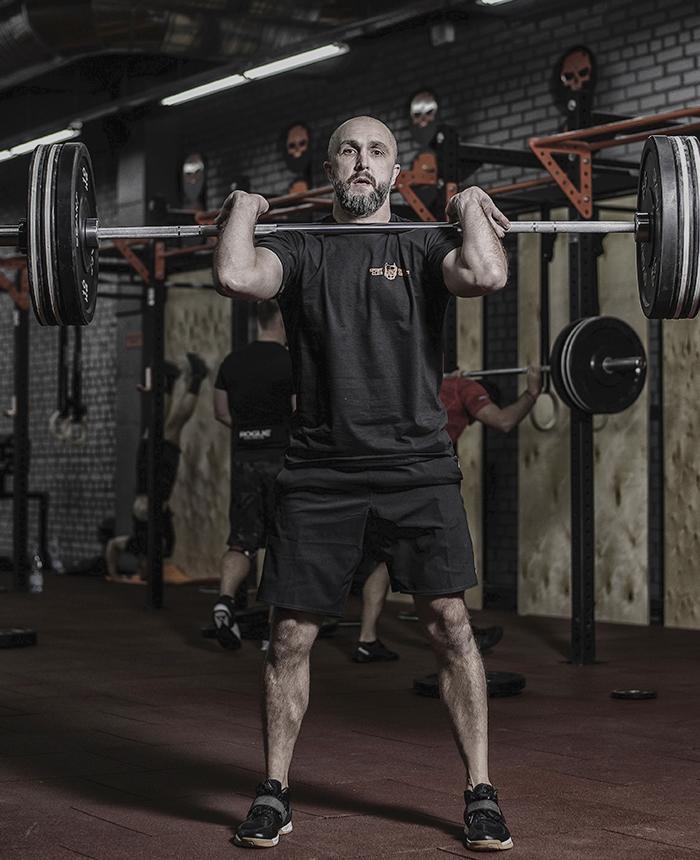 Ярослав Курбатов, DOG & Grand CrossFit