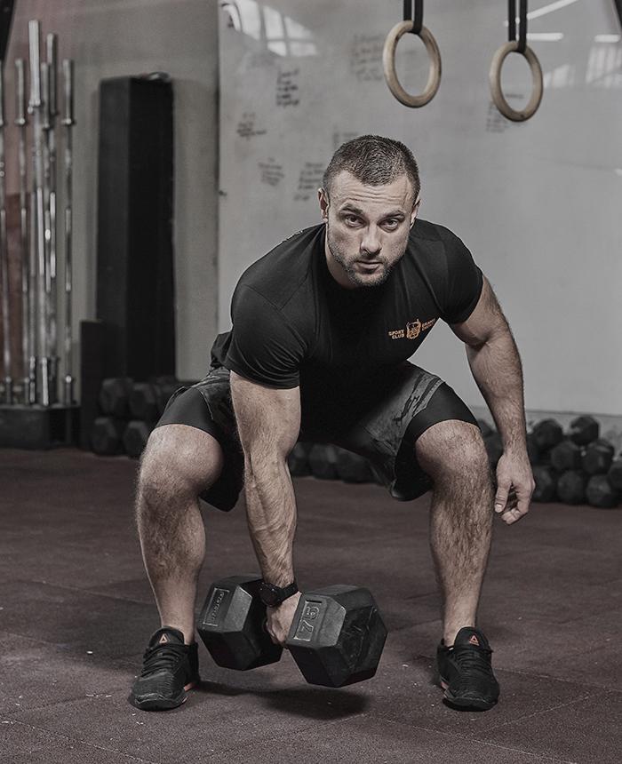 Сергей Крысь, DOG & Grand CrossFit