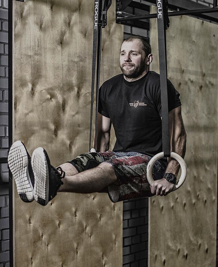 Иван Коваленко, DOG & Grand CrossFit