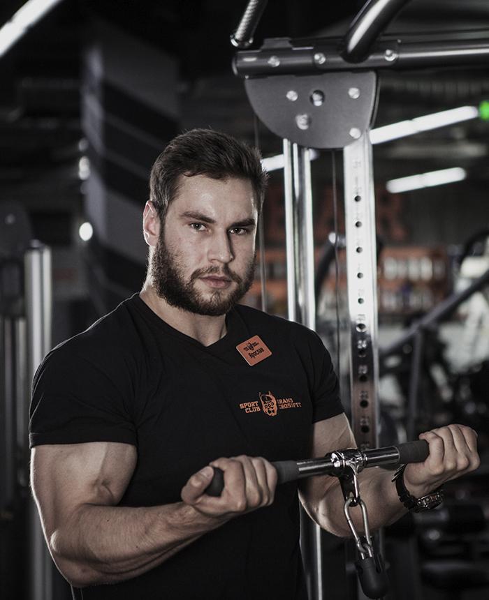 Ярослав Афиенко, DOG & Grand CrossFit