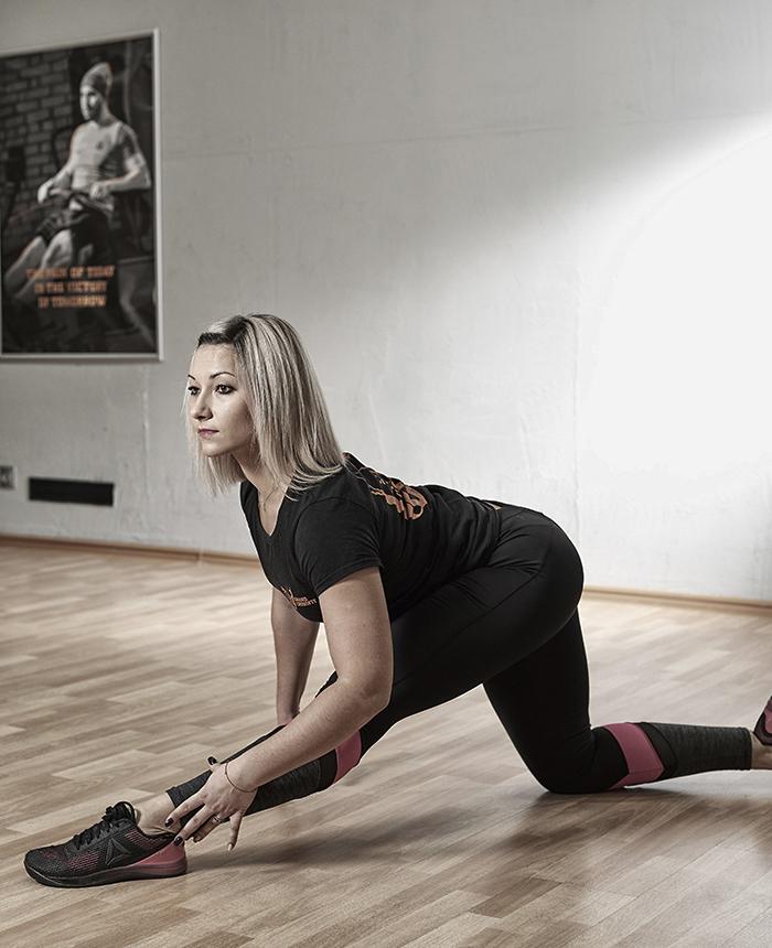 Эльвира Хрипунова, DOG & Grand CrossFit