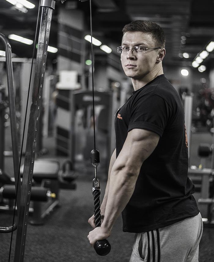 Сергей Семчук, DOG & Grand CrossFit