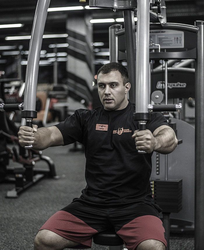 Петр Свистун, DOG & Grand CrossFit