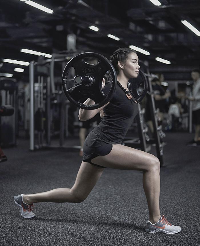 Юлия Саранчук, DOG & Grand CrossFit