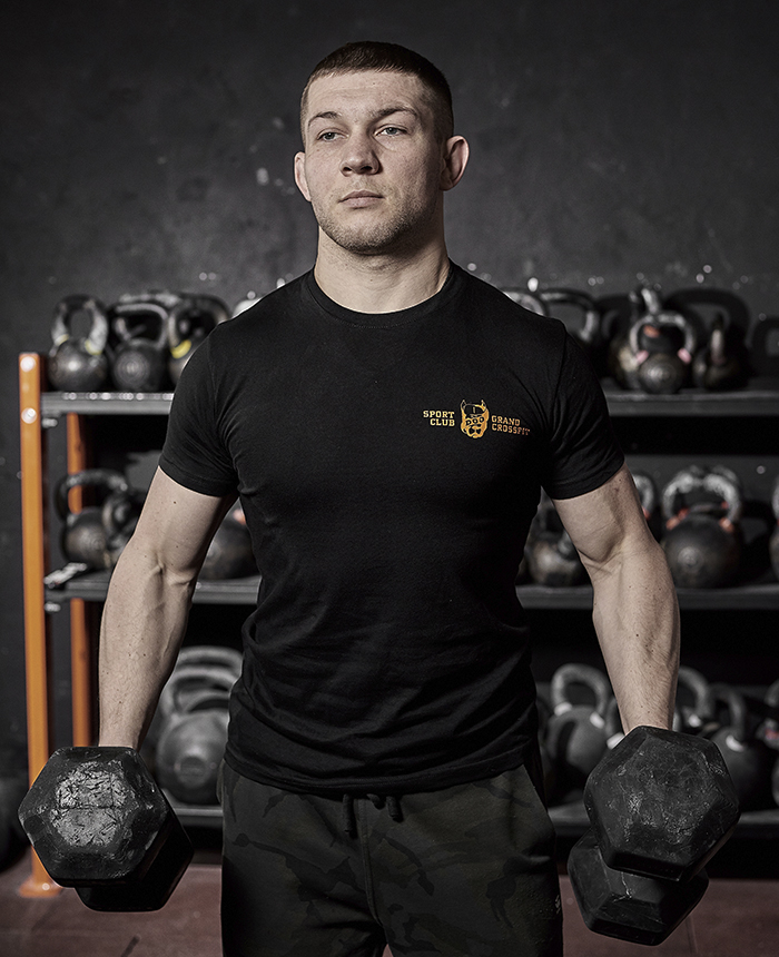 Андрей Полтавцев, DOG & Grand CrossFit
