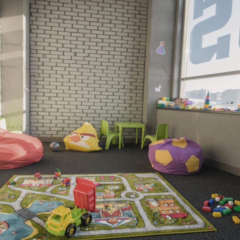 Дитяча кімната, DOG & Grand CrossFit