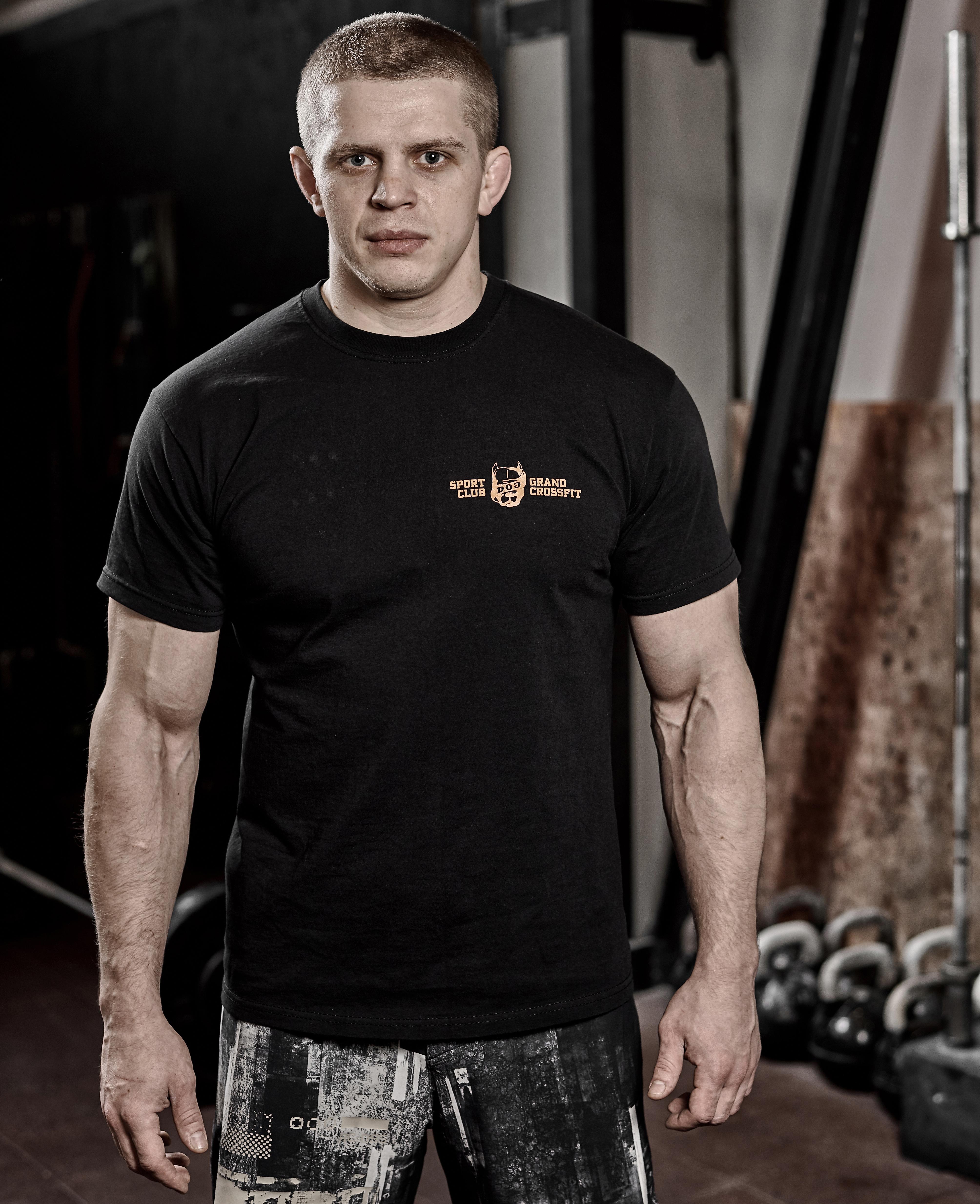 Артем Кириченко, DOG & Grand CrossFit