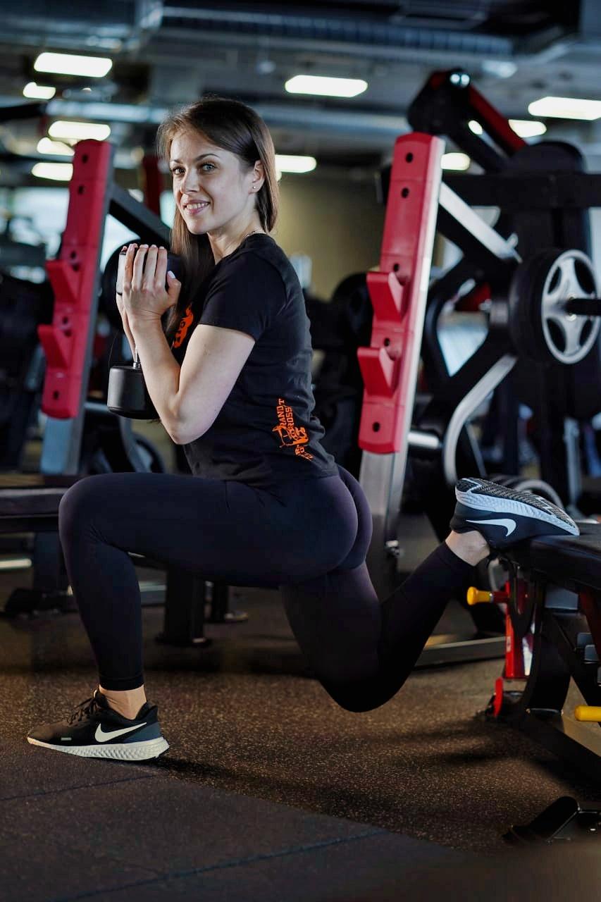 Наталия Нечас, DOG & Grand CrossFit