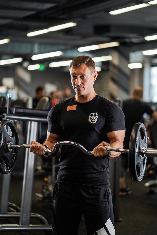 Андрей Почепцов, DOG & Grand CrossFit