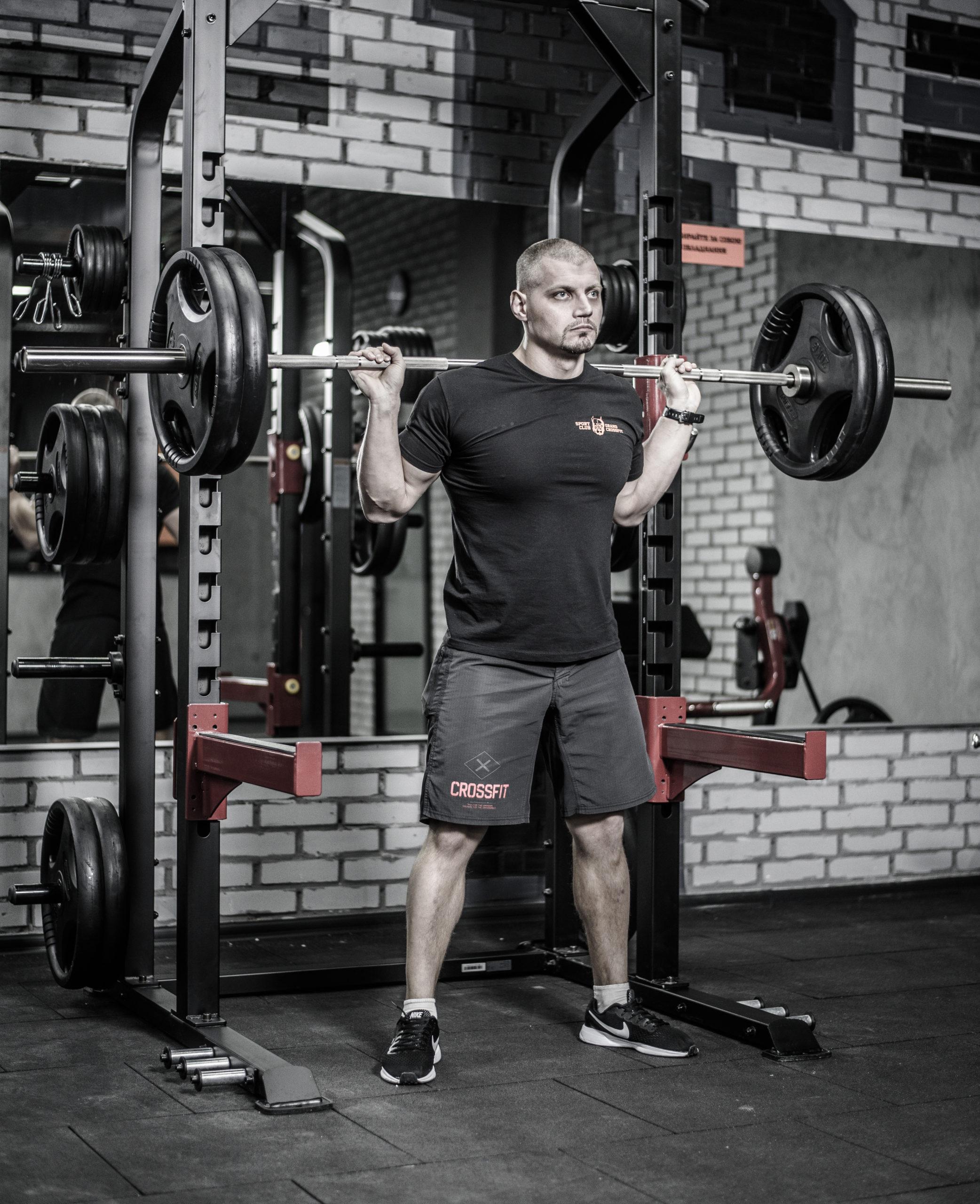 Юрий Соколовский, DOG & Grand CrossFit