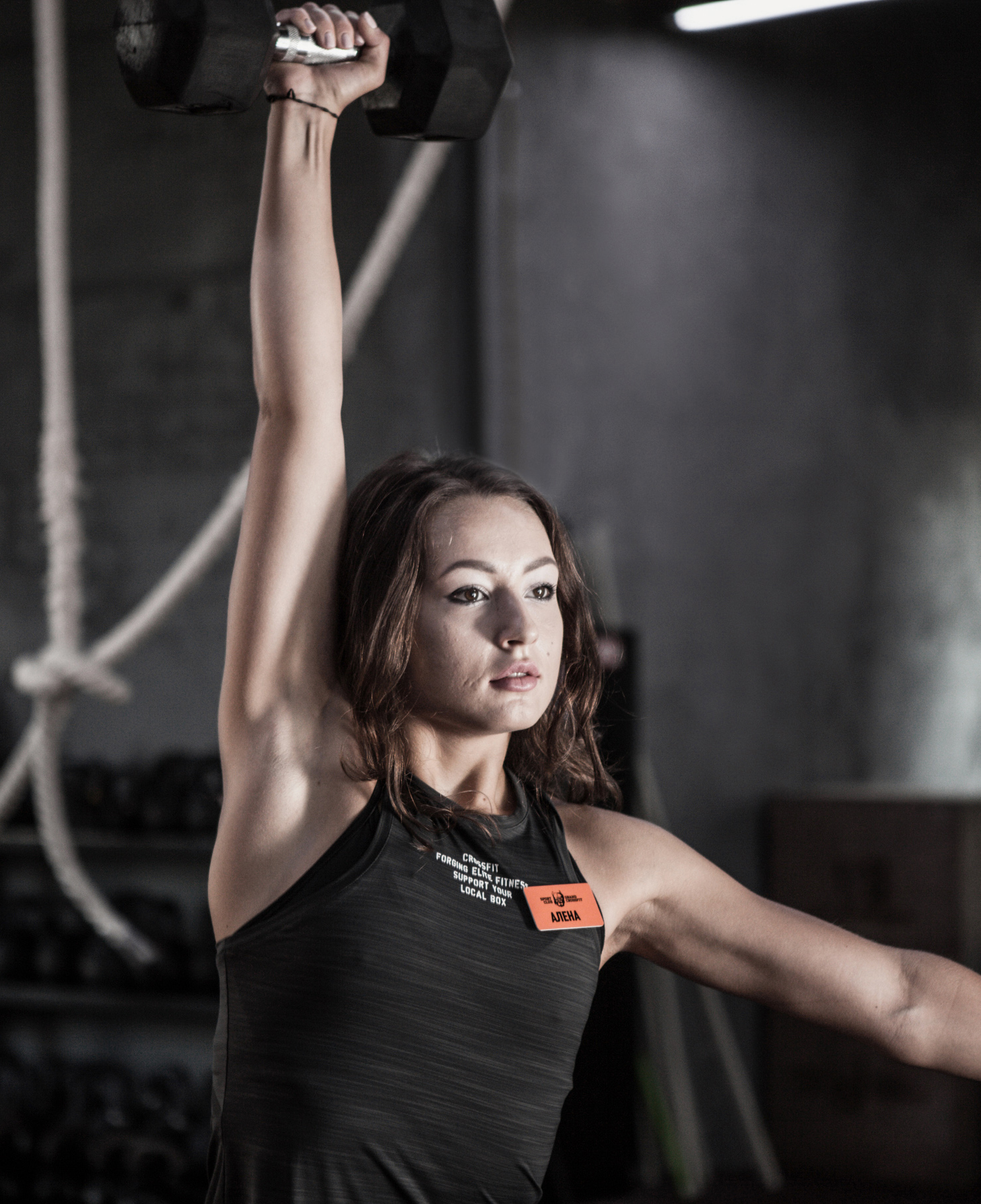 Елена Василенко, DOG & Grand CrossFit