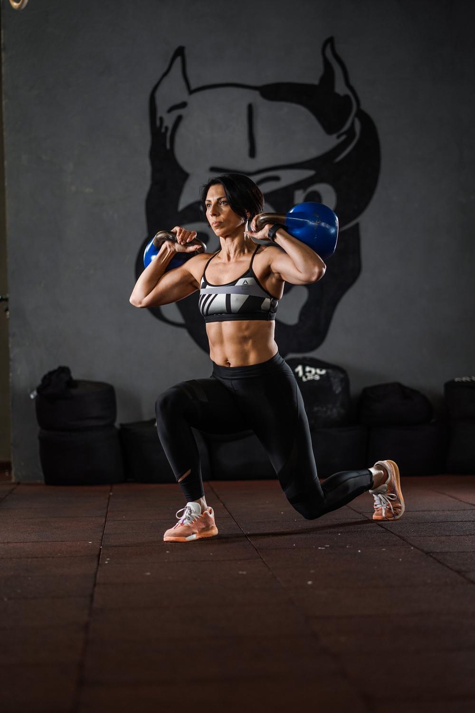 Ксения Зеленко, DOG & Grand CrossFit