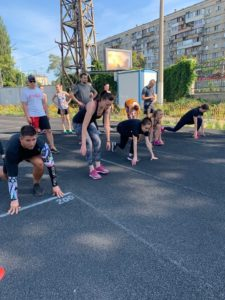 Открытая беговая тренировка с Максимом Мясниковым, DOG & Grand CrossFit
