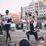 Атлеты DOG & Grand CrossFit на соревнованиях по кроссфит Banda Open Games 2019, DOG & Grand CrossFit