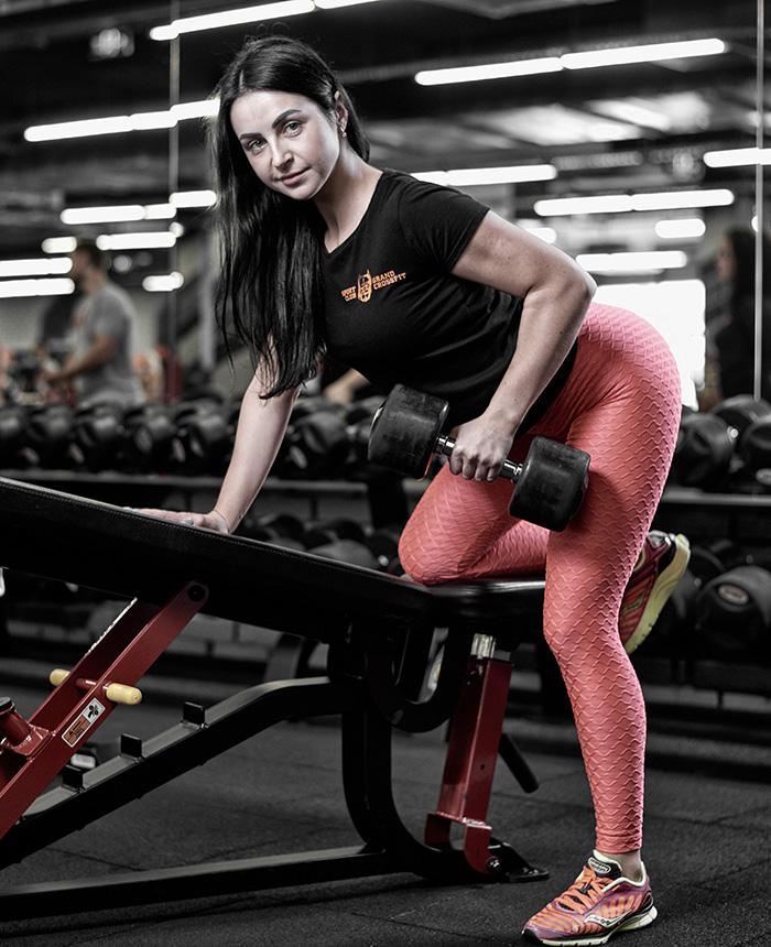 Светлана Приймак, DOG & Grand CrossFit