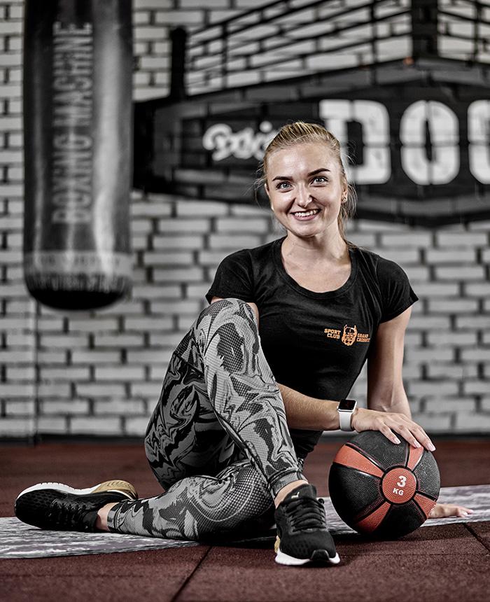Татьяна Жигловская, DOG & Grand CrossFit