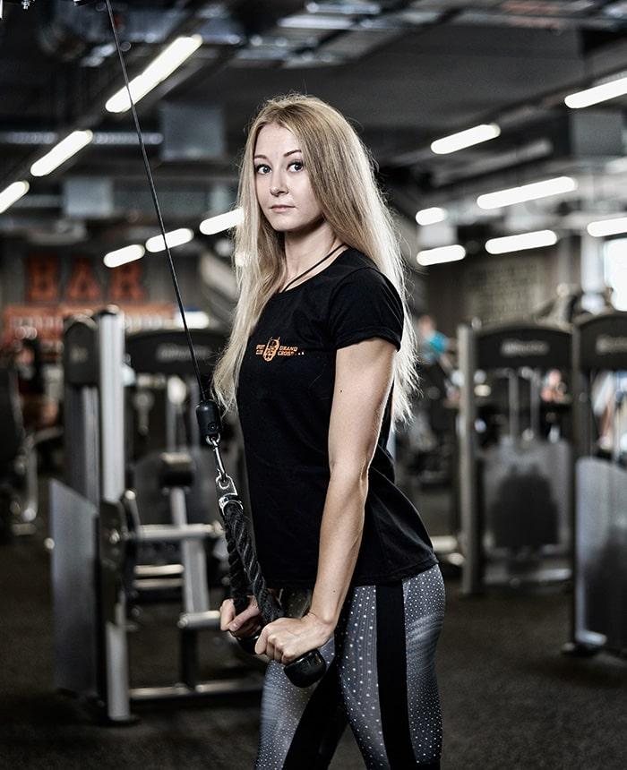 Елена Шаяхметова, DOG & Grand CrossFit