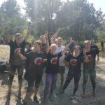 DOG & Grand CrossFit на забеге Legion Run Ukraine 2019, DOG & Grand CrossFit