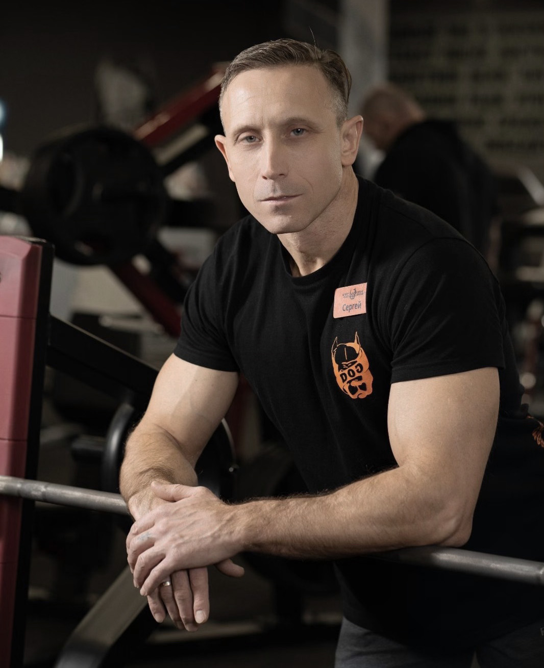 Сергей Сагайдак, DOG & Grand CrossFit