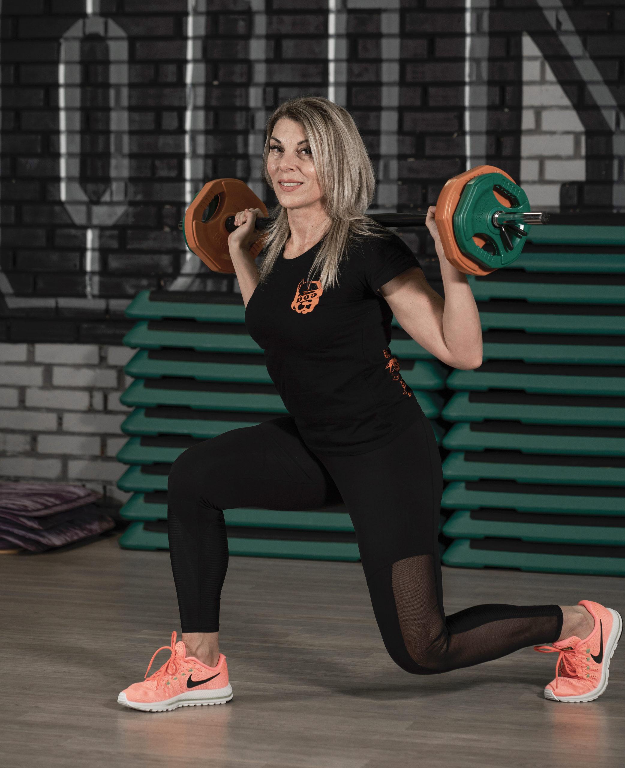 Вера Варфоломеева, DOG & Grand CrossFit