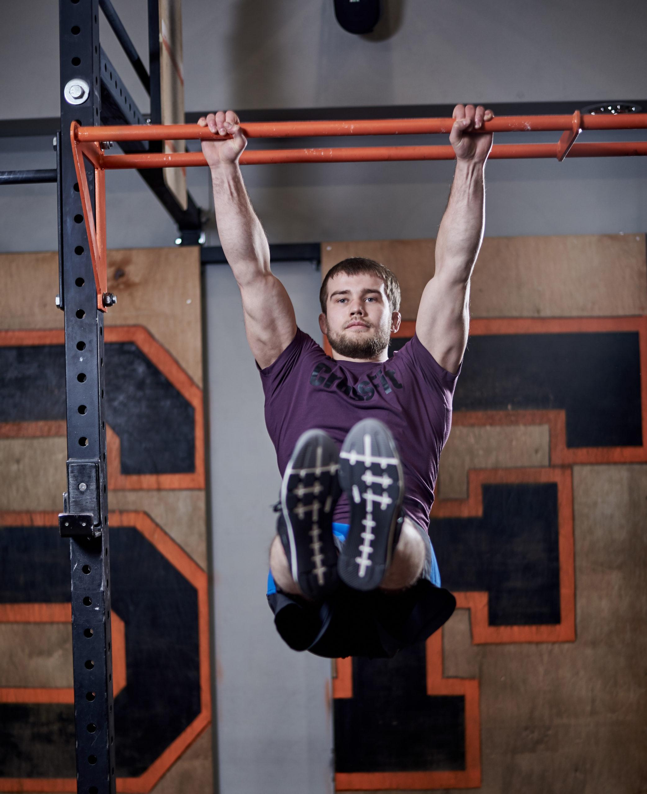 Олег Шпак, DOG & Grand CrossFit