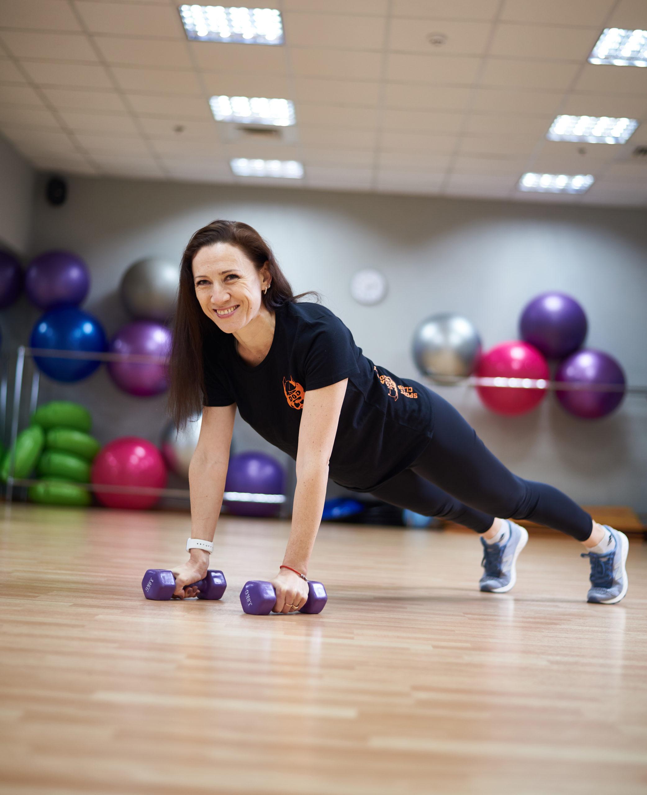 Полина Манорик, DOG & Grand CrossFit