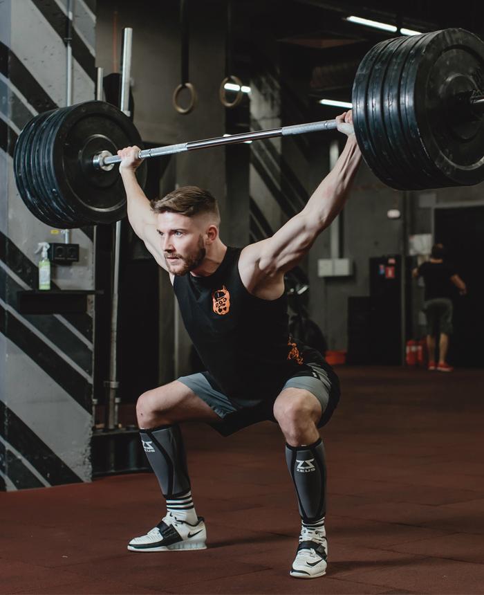 Дмитрий Кукош, DOG & Grand CrossFit