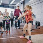 Детские соревнования по кроссфит в DOG & Grand CrossFit 2, DOG & Grand CrossFit