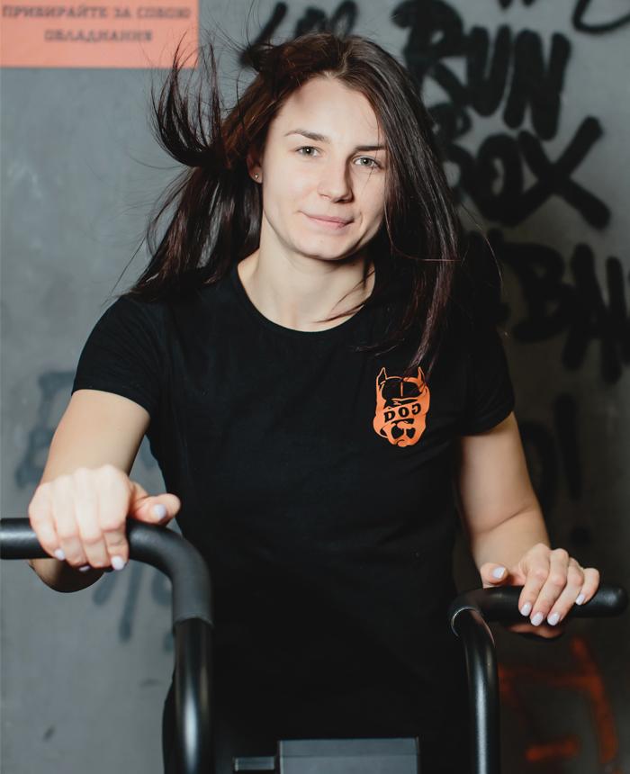 Ксения Маслинкова, DOG & Grand CrossFit