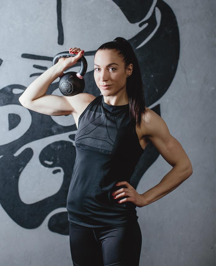 Марьяна Федоренко, DOG & Grand CrossFit