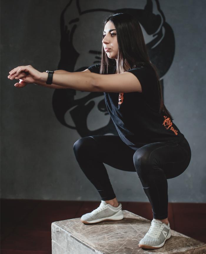 Дарья Гречко, DOG & Grand CrossFit