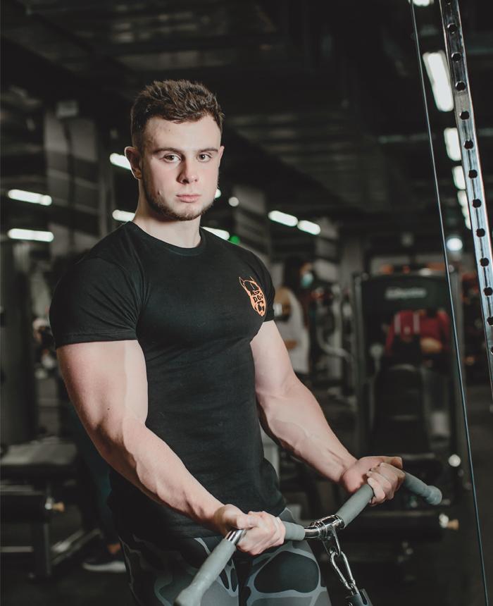 Антон Мартыненко, DOG & Grand CrossFit