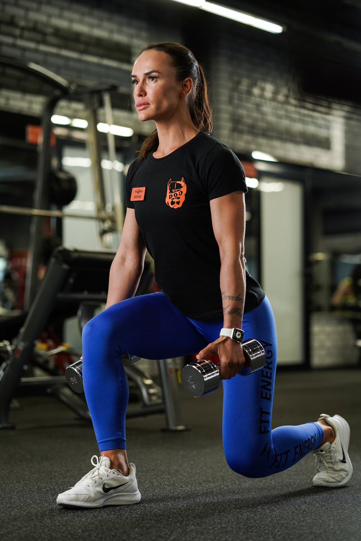 Ирина Дышлевич, DOG & Grand CrossFit
