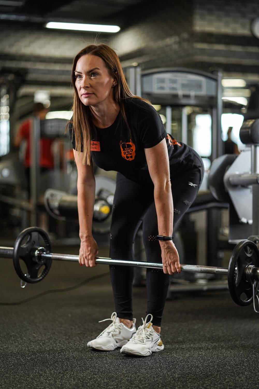 Елена Антоненко, DOG & Grand CrossFit