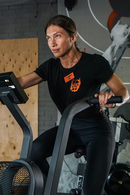 Ева Бардаева, DOG & Grand CrossFit
