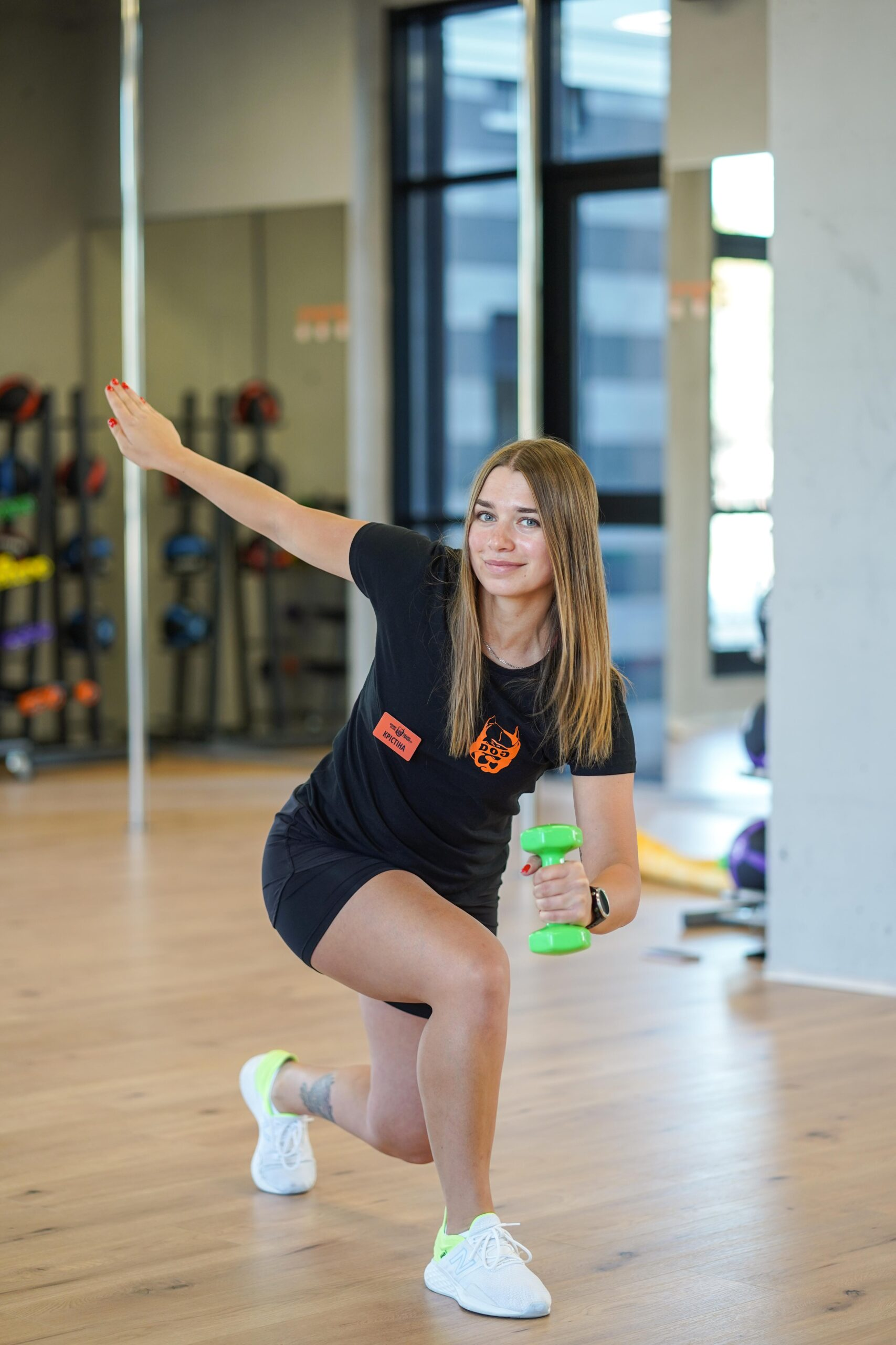 Кристина Сербул, DOG & Grand CrossFit