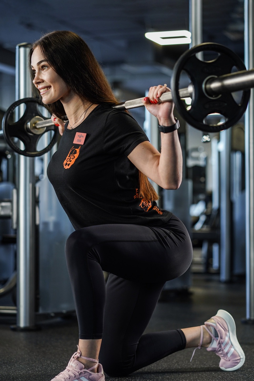 Ольга Хацановская, DOG & Grand CrossFit