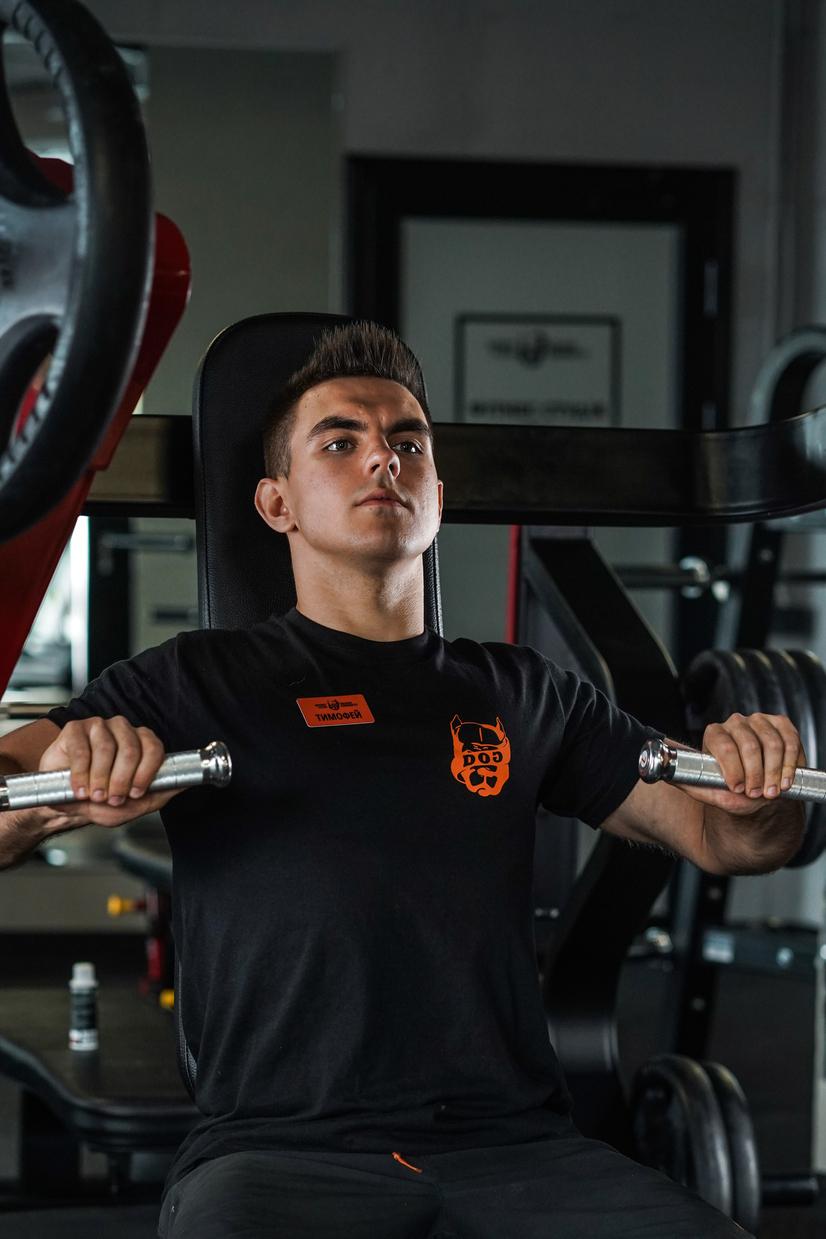 Тимофей Листус, DOG & Grand CrossFit