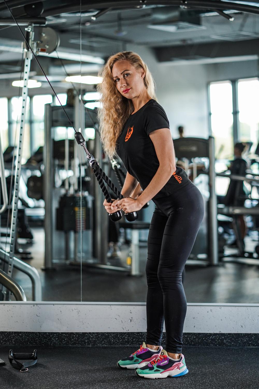 Елена Савицкая, DOG & Grand CrossFit