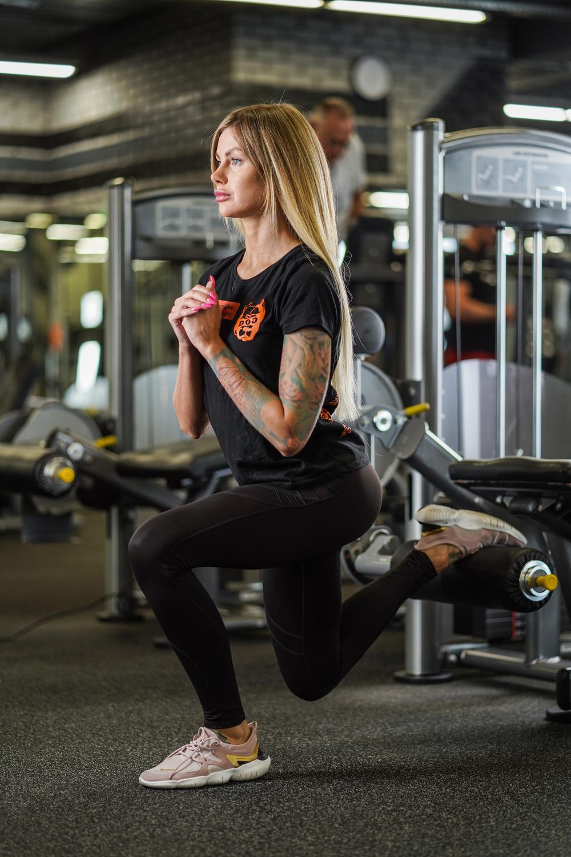 Евгения Семченко, DOG & Grand CrossFit