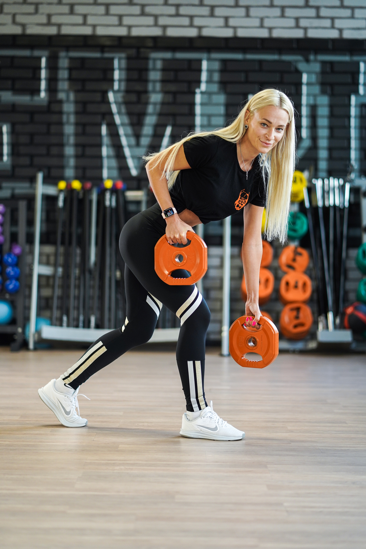 Яна Лакина, DOG & Grand CrossFit