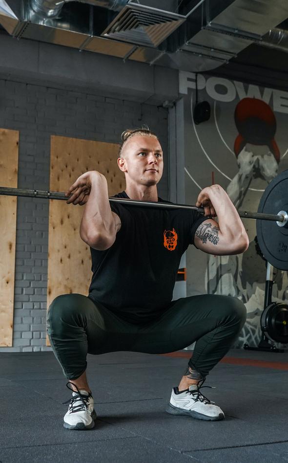 Вячеслав Притуленко, DOG & Grand CrossFit