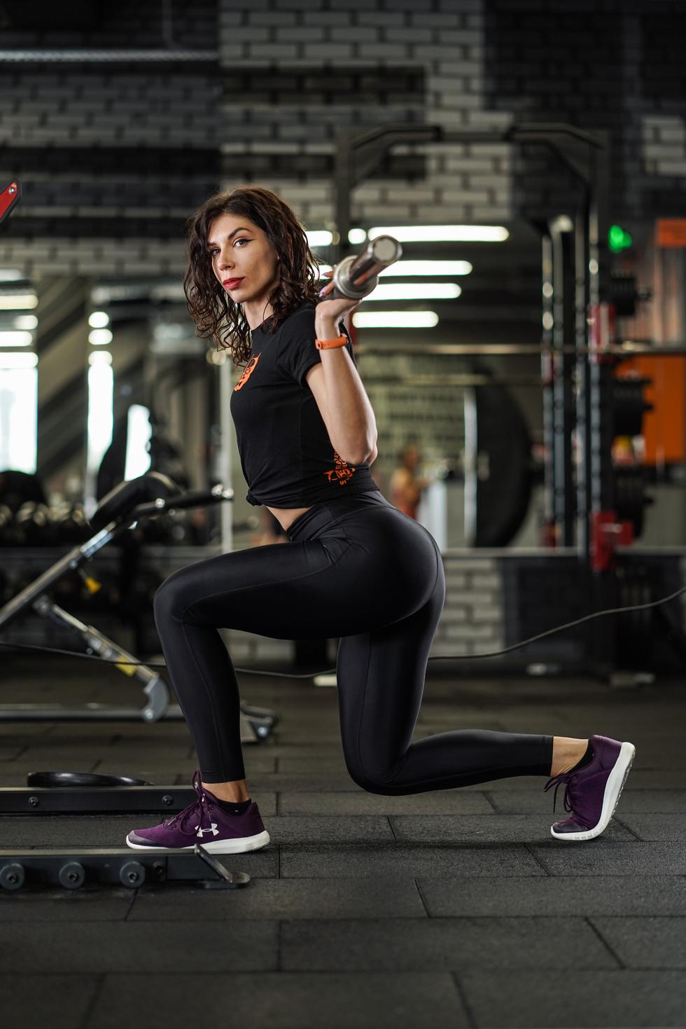 Анастасия Дворядкина, DOG & Grand CrossFit